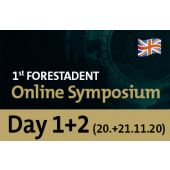 """FORESTADENT Online Symposium 2020 with the topic """"Digital"""""""