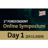 """FORESTADENT Online Symposium 2020 with the topic """"Digital"""" - Day 1"""